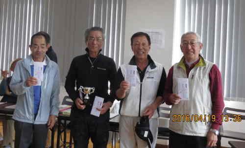 左から武澤さん、吉田さん、山田さん、伴さん